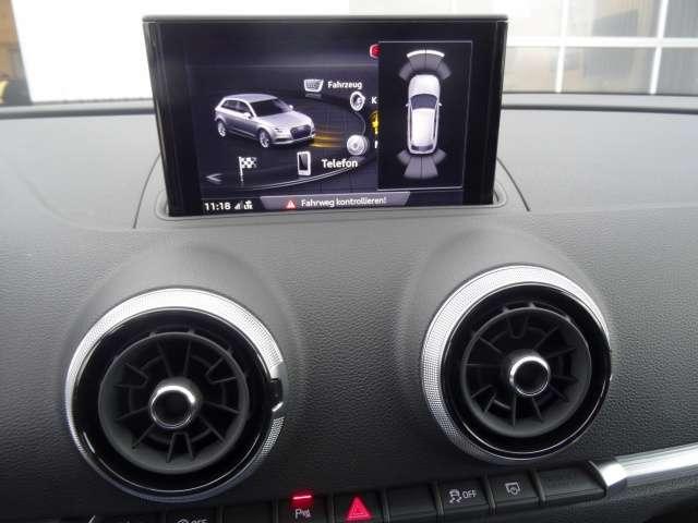 Audi A3 Sportback sport 35 TFSI 6-Gang LED PDC 5 J. Gar