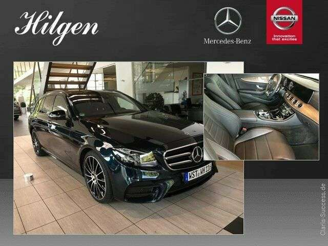 Mercedes-Benz E 220 2017 Diesel