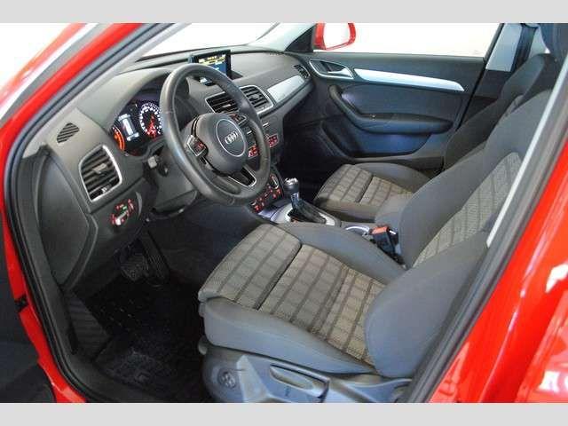 Audi Q3 S-Line Sport (AHK,Navi,LED) 2.0 TDI quattro S tro