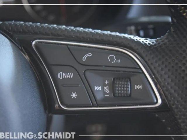 Audi A3 Cabriolet 2.0TFSI S-Line Sport Quattro AHK LED