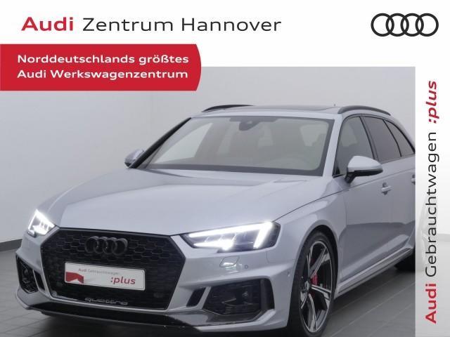 Audi RS 4 Avant HUD+Pano+B&O+virtual