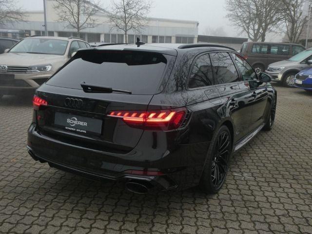 Audi RS 4 Avant Lederausstattung, Keramikbremsanlage, Matr
