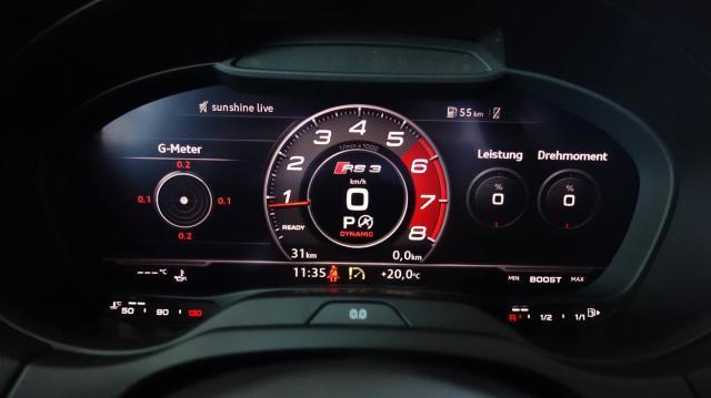 Audi RS 3 Sportback RS3 Sportback S tronic 280 km/h, RS-Sp