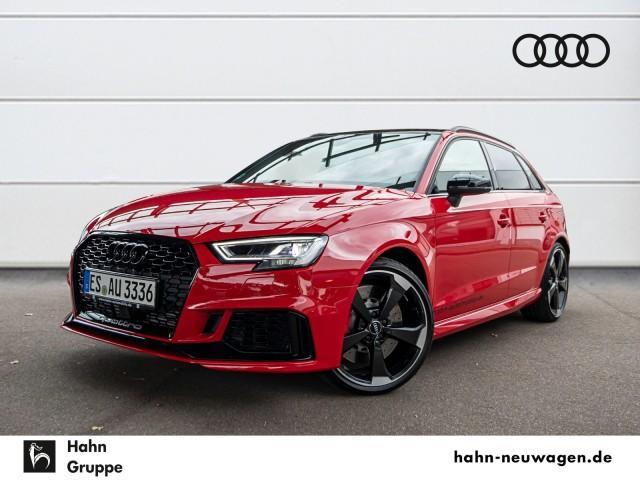 Audi RS 3 Sportback quat str 280km/h Matrix virtual Pano B