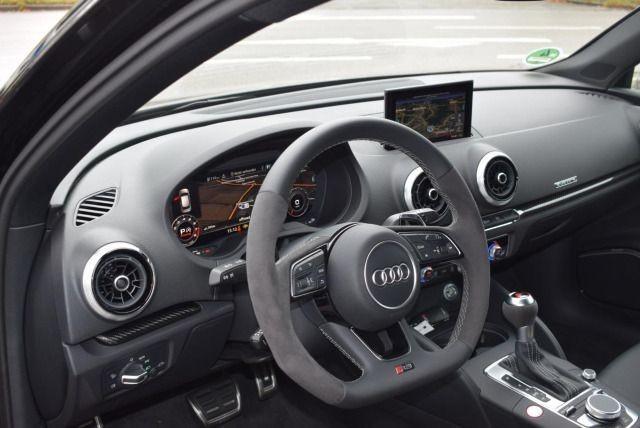 Audi RS 3 Sportback 2.5 TFSI q. S-Tronic, KW-Fahrwerk, Gar