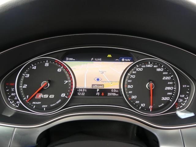 Audi RS 6 Avant 4.0 TFSI quattro Xenon+Navi+Leder