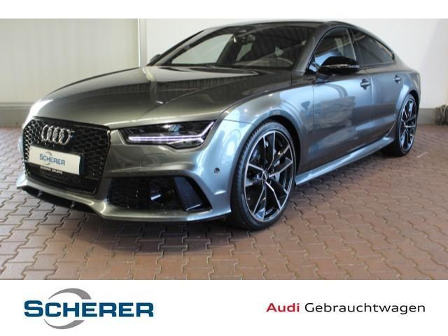 Audi RS 7 Sportback 4.0 TFSI quat. performance Akrapovic,