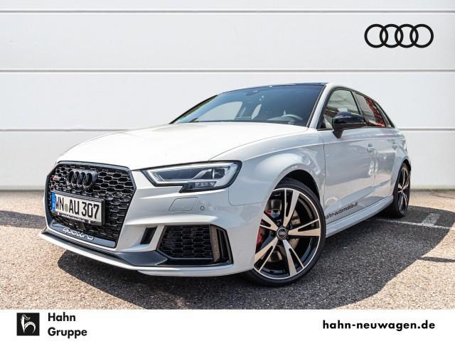 Audi RS 3 Sportback MMI Navi 294(400) kW(PS) S tronic WN-A