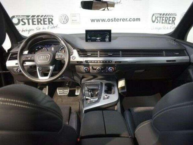 Audi Q7 3.0 TDI quattro tiptronic S-Line LED DSG