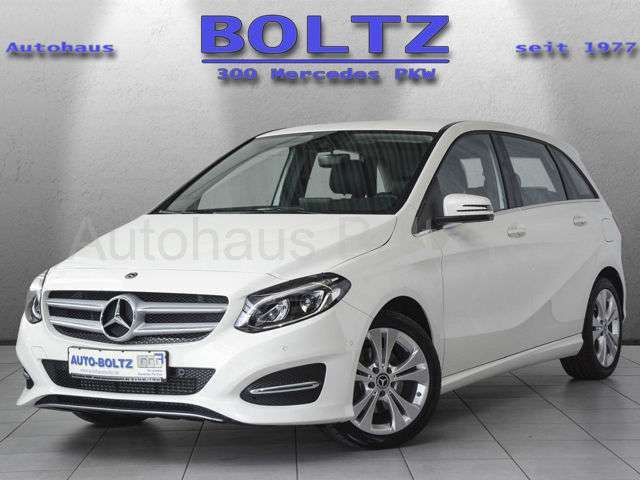 Mercedes-Benz B 200 2018 Benzine