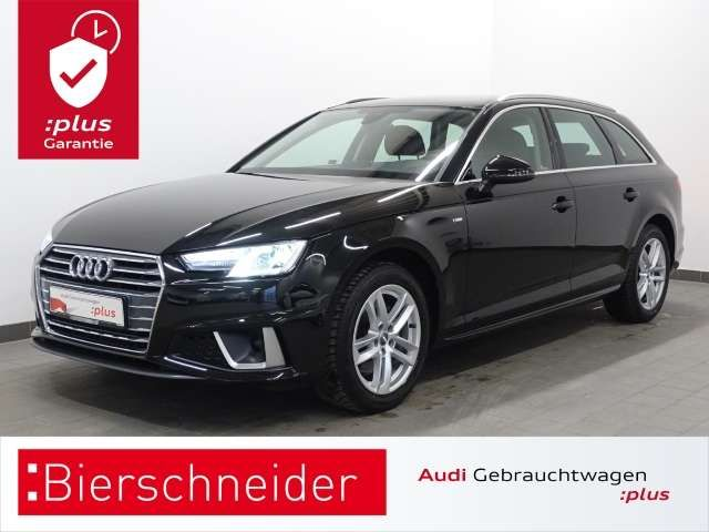 Audi A4 Av. 35 TDI tronic S line 325,- Leasing NAVI XENON