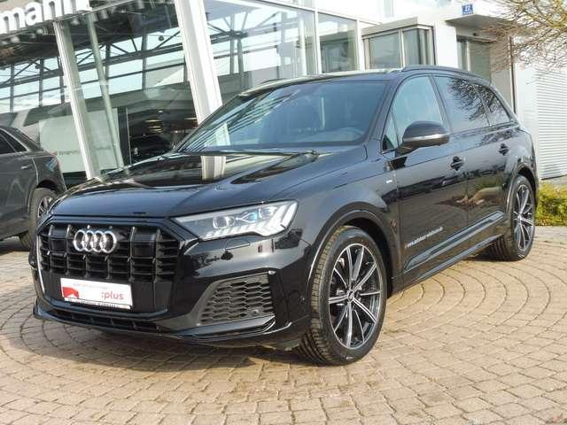 Audi Q7 S line 50 TDI qu. tiptr., Allradlenk+Standhzg.+21