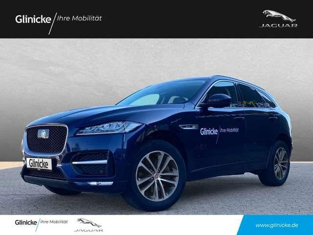 Jaguar F-Pace 2017 Benzine