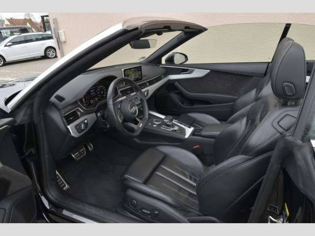 Audi A5 Cabriolet 3.0 TDI quattro S-tronic / S-Line / Nav