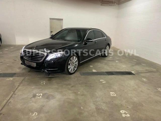 Mercedes-Benz S 500 2017 Benzine