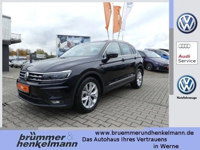 Volkswagen Tiguan 2019 Benzine