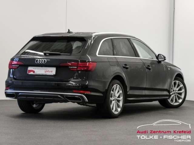 Audi A4 Avant 40 TFSI sport S tronic