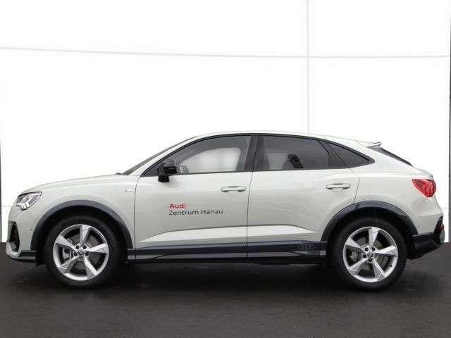 Audi Q3 Sportback S line 45 TFSI quattro S tronic NAV
