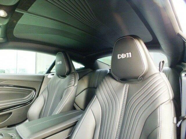 Aston Martin DB11 Coupé Aston Martin Dresden