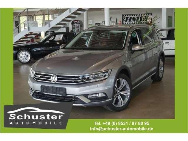Volkswagen Passat Alltrack 2017 Benzine