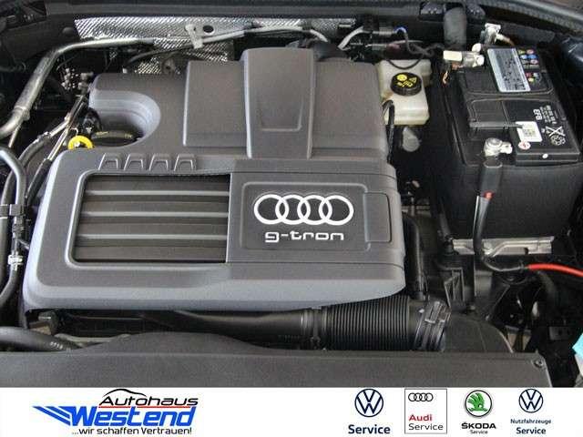 Audi A3 Sportback g-tron 1.4l TSI 81kW S tronic Navi LED