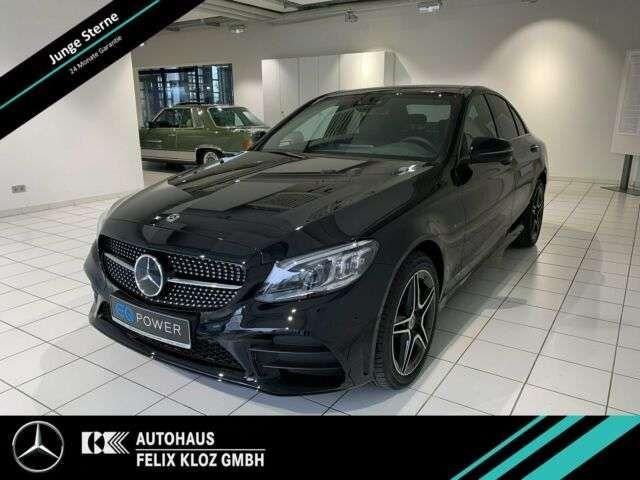 Mercedes-Benz C 300 2020 Hybride / Benzine