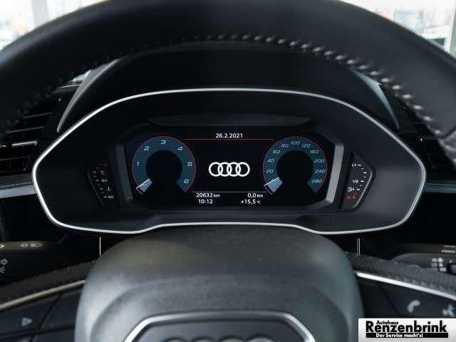Audi Q3 Sportback 35 TDI S line S tronic Sportpaket Navi