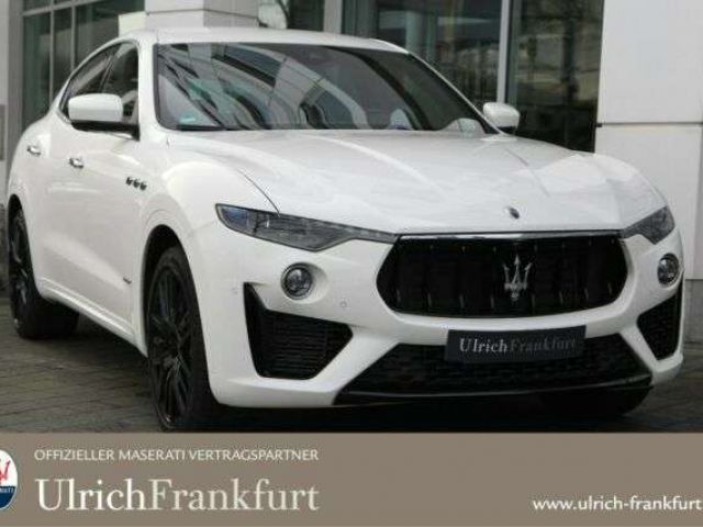 Maserati Levante 2019 Benzine