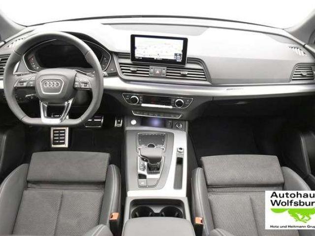 Audi Q5 40 TDI Quattro S-tronic S-Line AHK/LED/Navi/ACC