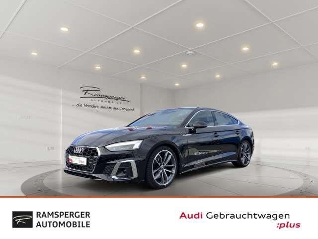 Audi A5 A5 Sportb. S line 40 TFSI ACC Matrix HuD Kamera