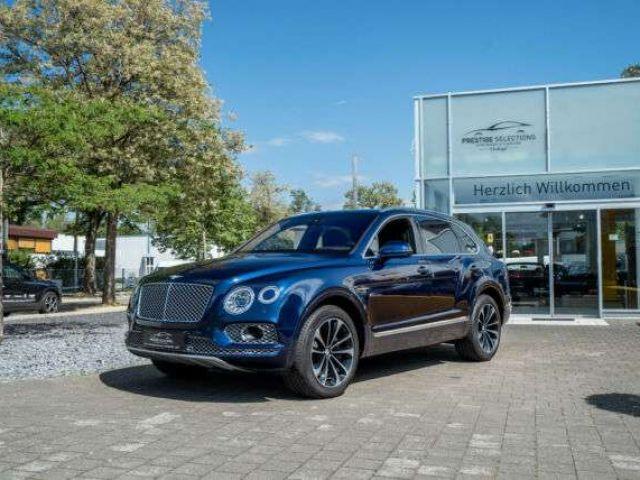 Bentley Bentayga 2017 Benzine