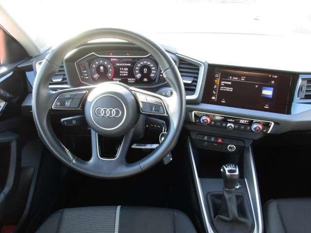 Audi A1 Sportback 1.0 TFSI advanced -EURO 6- (LED,GRA)
