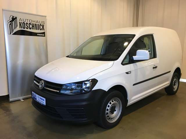 Volkswagen Caddy 2018 LPG