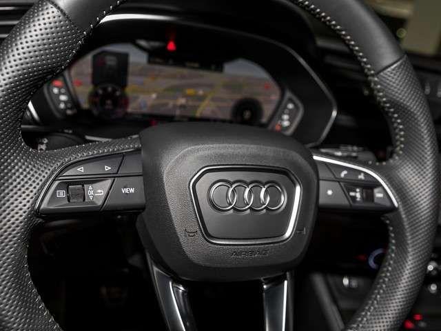 Audi Q3 advanced 2.0TDI quattro Einparkhilfe