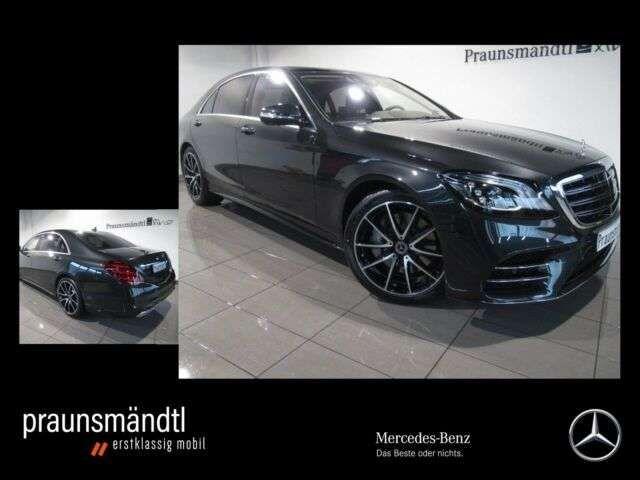 Mercedes-Benz S 560 2020 Benzine