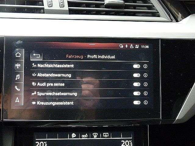 Audi e-tron 50 qu. S line,Matrix Pano,B&O,Assi Tour/Stadt