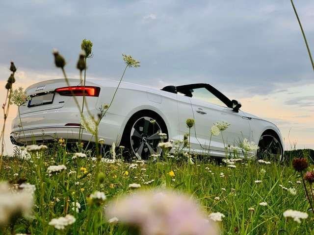 Audi A5 Cabriolet 3,0 TDI QUATTRO TIPTRONIC SPORT+S LINE+