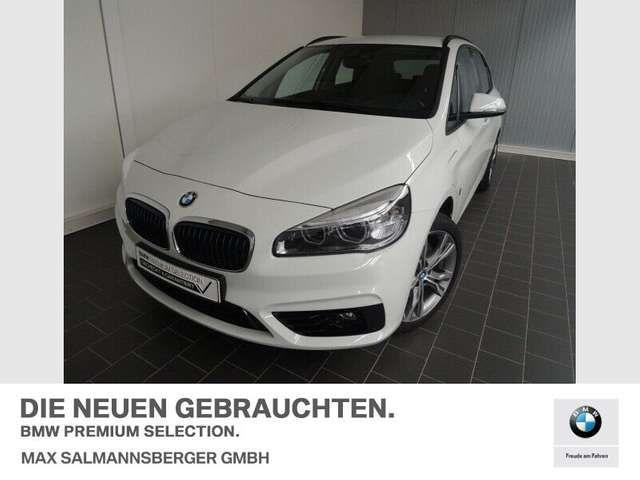 BMW 225 2017 Benzine