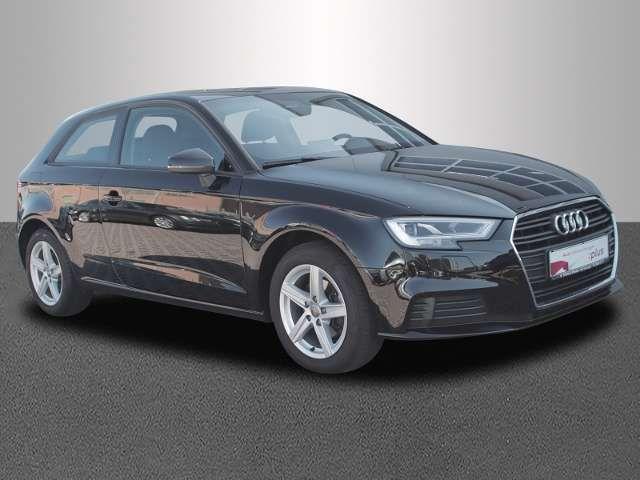 Audi A3 2,0 TDI KLIMA LED NAVI ALU