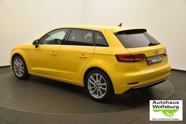 Audi A3 Sportback 1.4 TFSI Standhzg/Xenon/Sportsi/Ganzj