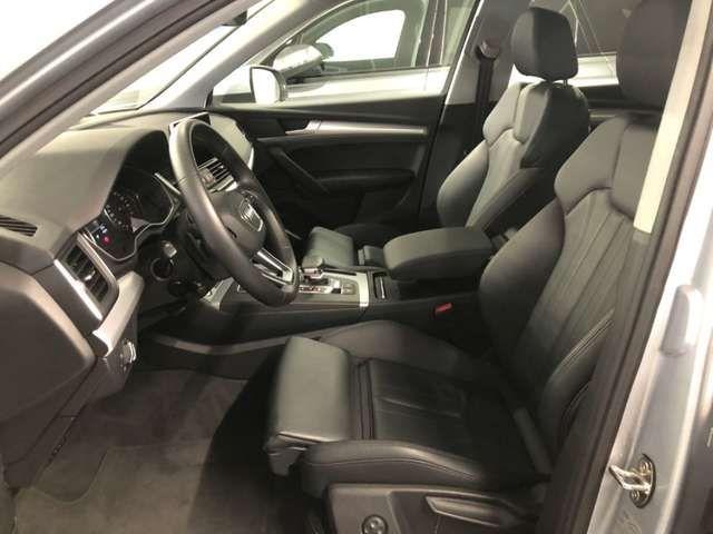 Audi Q5 sport quattro 2.0 TDI S line Leder LED Navi Keyles