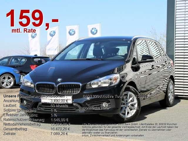 BMW 220 2016 Diesel