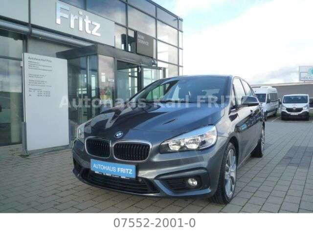 BMW 220 2016 Benzine