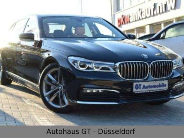 BMW 740 2017 Benzine