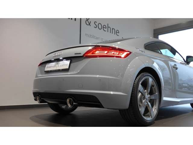 Audi TT Coupe S line 45 TFSI MAtrix/LED/connect/Navi/Kamer