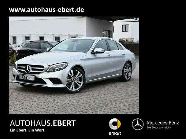 Mercedes-Benz C 180 2020 Diesel