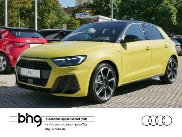Audi A1 S-tronic edition-one