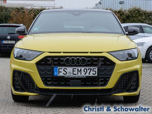 Audi A1 Launch Edition white 30TFSI Stronic Climatronic