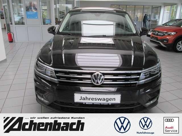 Volkswagen Tiguan 2018 Benzine