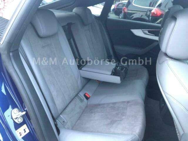 Audi A5 SB quattro S-line Navi/Alcantara/AHK/Panorama
